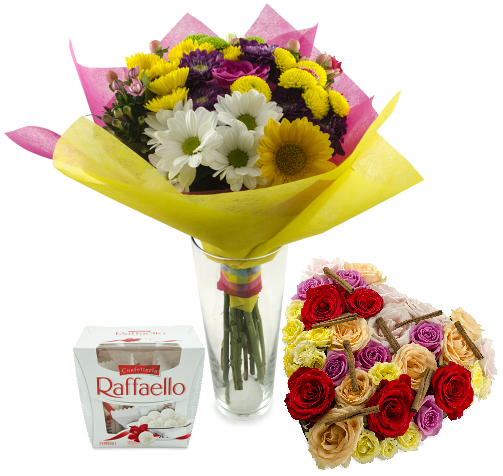 Дизайнерские букеты флористика, цветы опт г москва